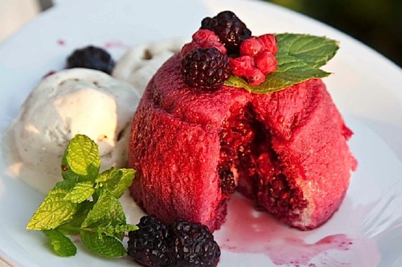 Summer pudding; I know what you did last summer in the kitchen