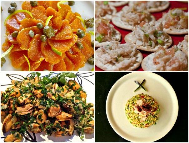 Καθαρά Δευτέρα: πιάτα για το καρό τραπεζομάντηλο - menu Σαρακοστής 2013