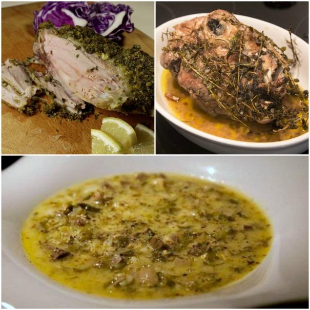 συνταγές για αρνάκι ή κατσικάκι