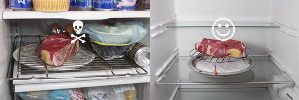 πως σιτεύουμε στο ψυγείο -diatirisi kreatow sto psygio