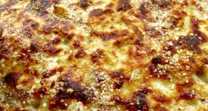 μακαρόνια ογκρατέν με τυριά