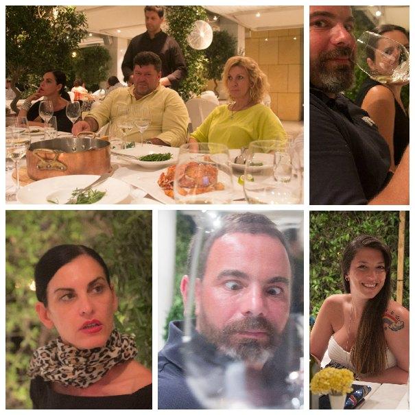 Eleni Psychouli, Vasilis Kallidis, Marilena Pantaki, pandespani