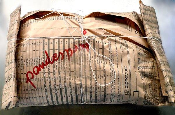 en papillote - Μαγειρική στο χαρτί ή στη λαδόκολλα