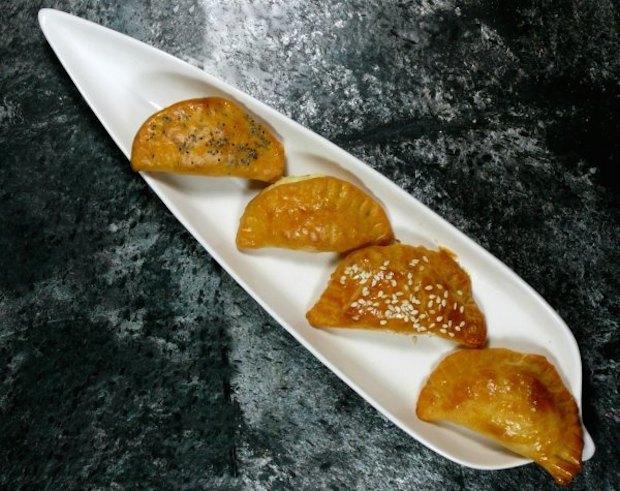 greek crispy cheese pies