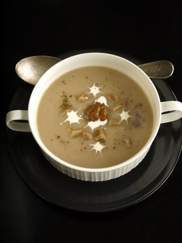 Σούπα κάστανο