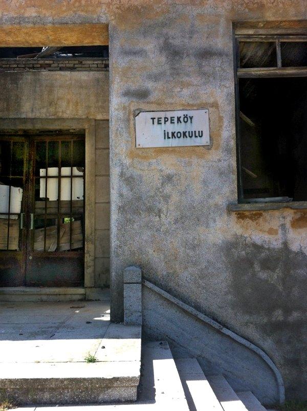 Αgridia, Τepekoy