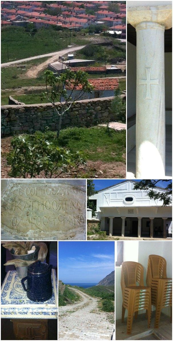 Ίμβρος, Κάστρο