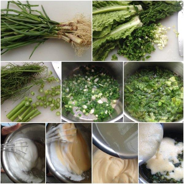 μαγειρίτσα βετζετέριαν (χωρίς μανιτάρια)