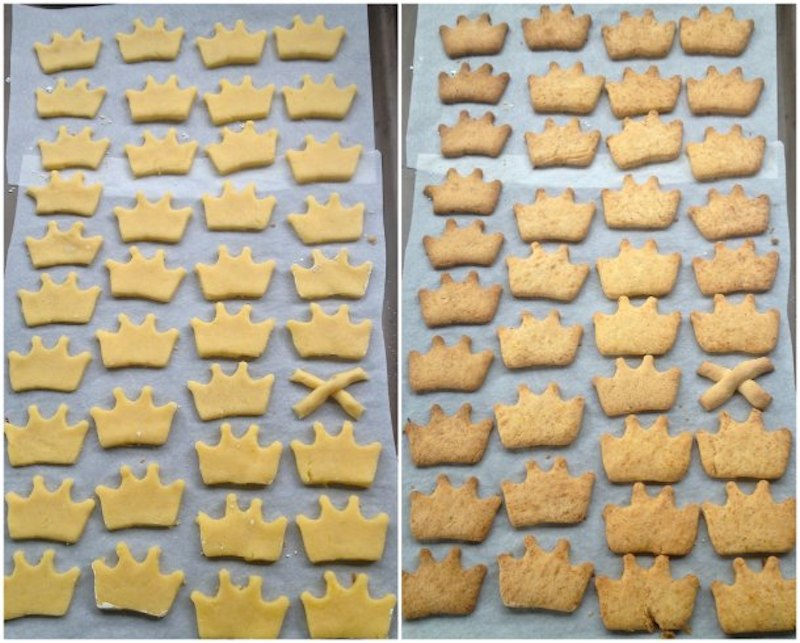 μπισκότα με λεμόνι