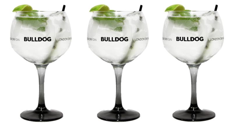 το βρετανικό Bulldog Gin