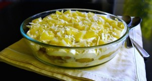 τιραμισού με ανανά