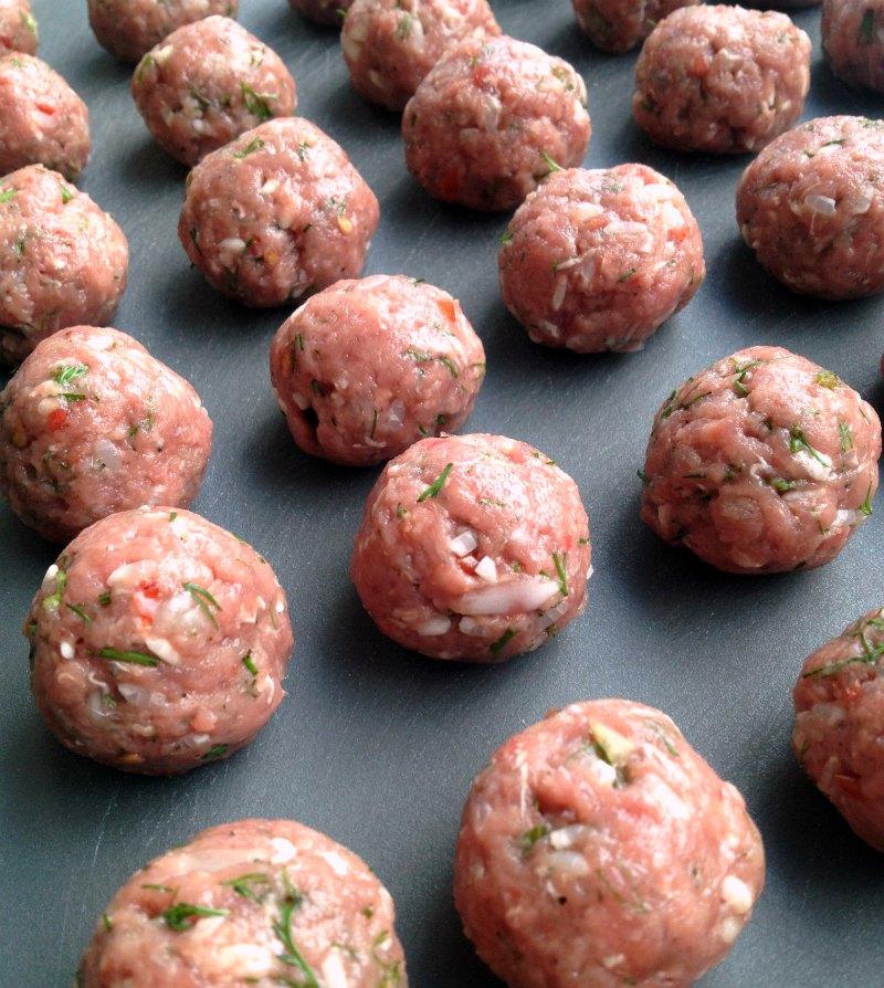 youvarlakia meatballs