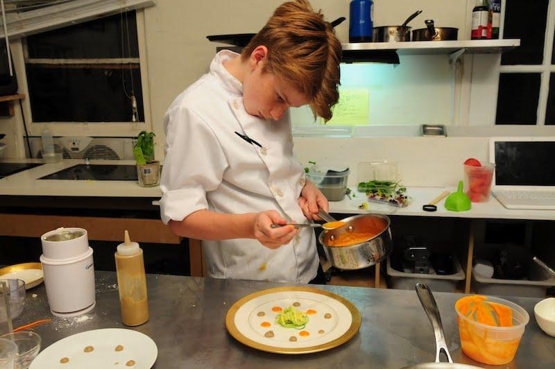 Flynn McGarry: ο τελειομανής 15χρονος σεφ