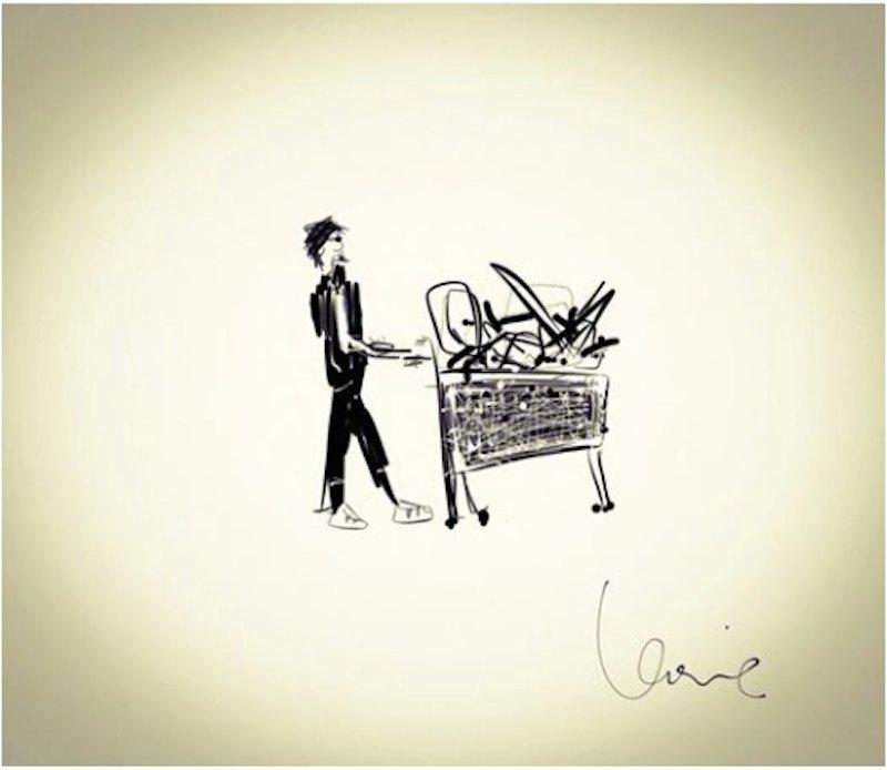 Leonie, memorability, 'Τhe collector'