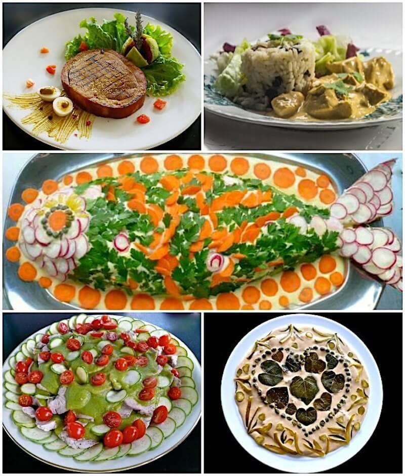 15 κρύα πιάτα για υψηλές θερμοκρασίες: κυρίως