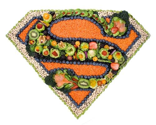 υπερτροφές - τροφές σούπερ-ήρωες