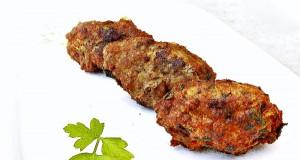 κυπριακοί κεφτέδες με πατάτα