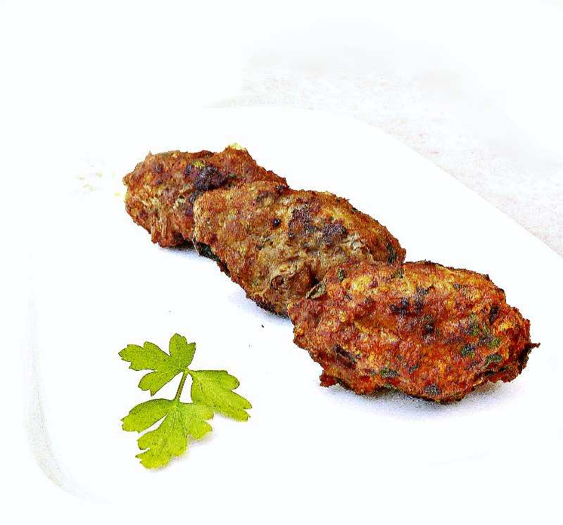 κυπριακοί κεφτέδες με πατάτα και φήμη