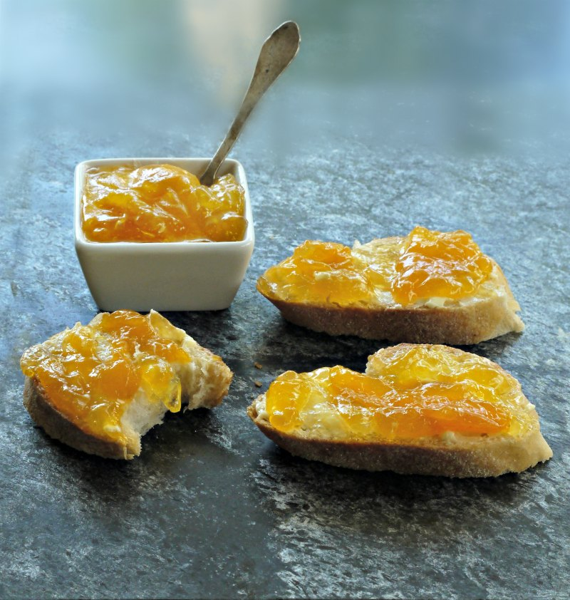 apricot marmalade straight from heaven