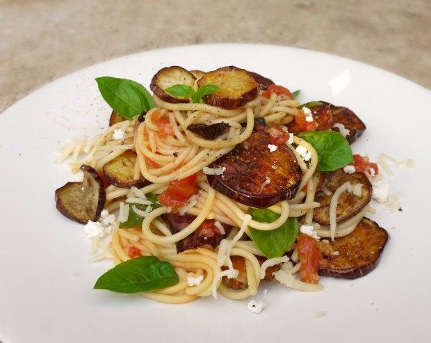 ιστορικά σπαγγέτι: pasta alla norma - Non plus ultra