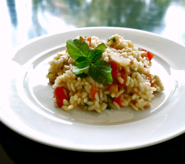 recipe: tomato and feta risotto [29]