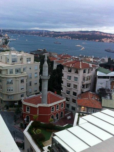 Βόσπορος - γάμος στην Κωνσταντινούπολη