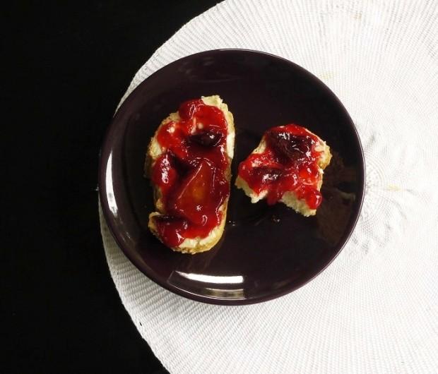 μαρμελάδα με βανίλιες -ή αλλιώς μπουρνέλες