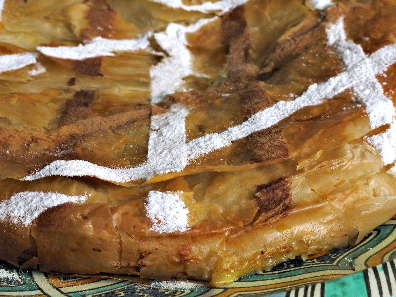 παστίγια αυθεντική: η μαροκινή ευγενής