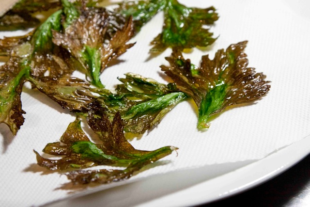 Salmon Wellington with asparagus recipe