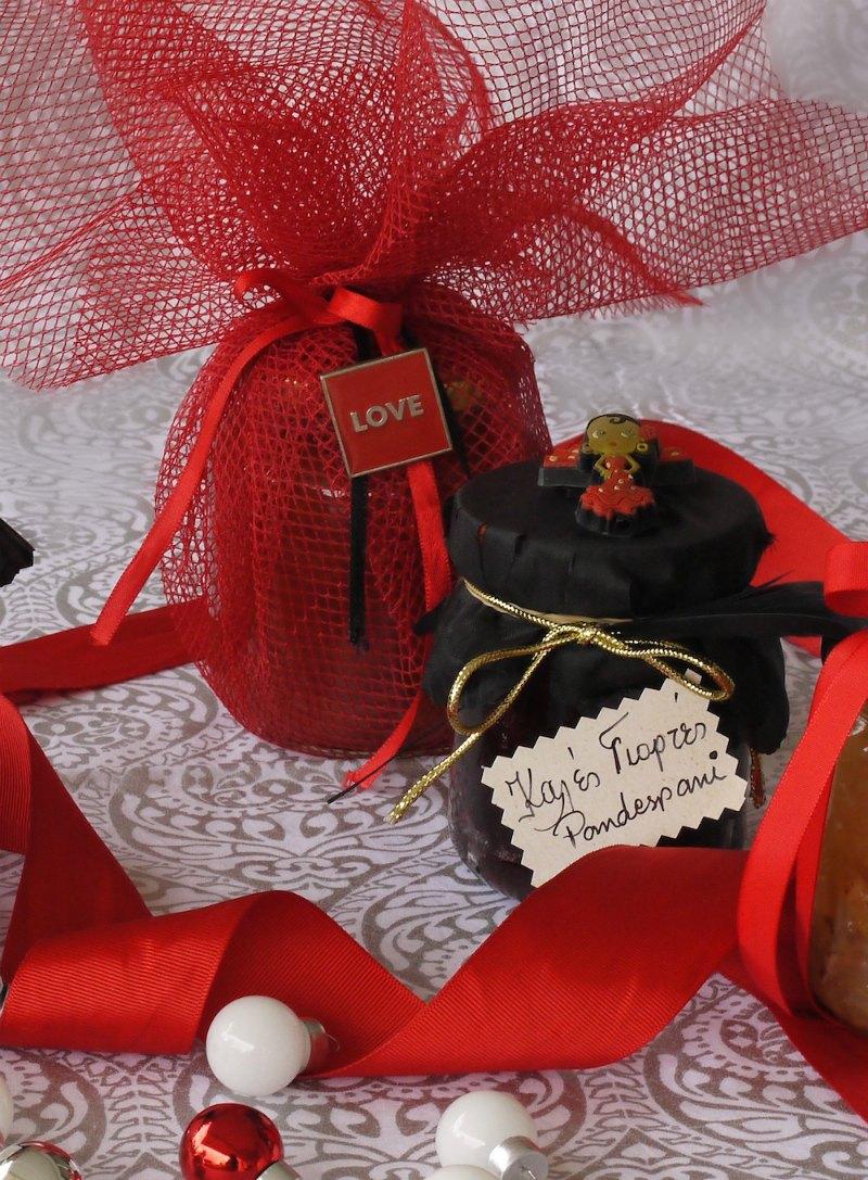 γκουρμέ δώρα από το σπίτι
