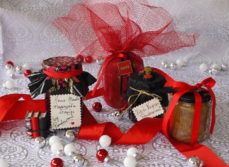 γκουρμέ δώρα από την κουζίνα