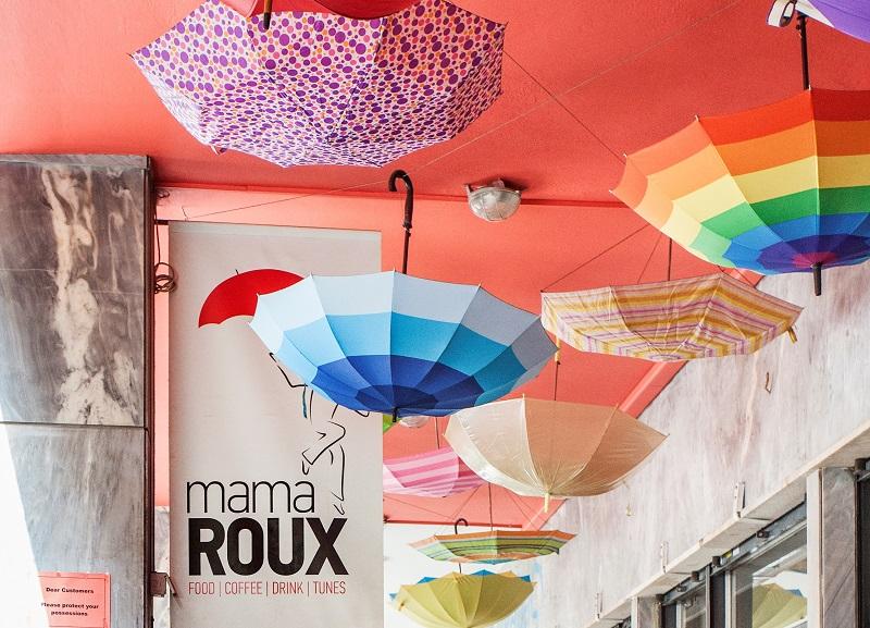 mama roux - χώρος