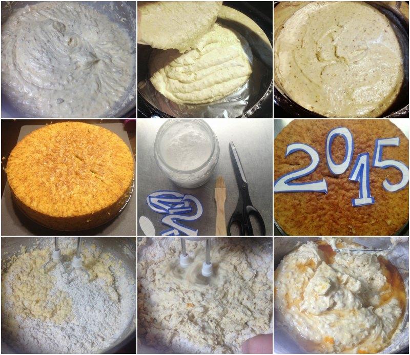 Εύκολη και γρήγορη, αρωματική βασιλόπιτα κέικ - αφράτη και αρωματική
