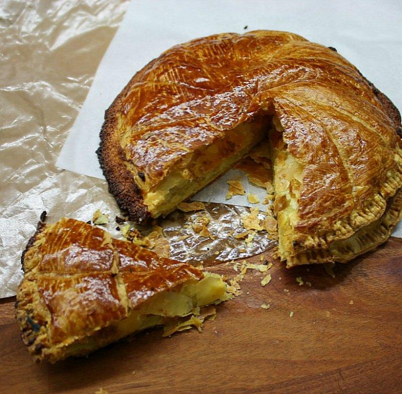 πίτα των βασιλιάδων για μια μέρα: γκαλέτ ντε ρουά