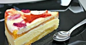 τούρτα λεμόνι