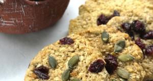 μπισκότα - μια διπλοψημένη ιστορία 10.000 χρόνων -μπισκότα με σουσάμι