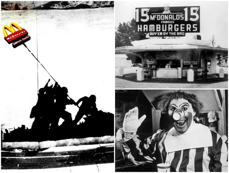 history of the burger - the mcdonalds era