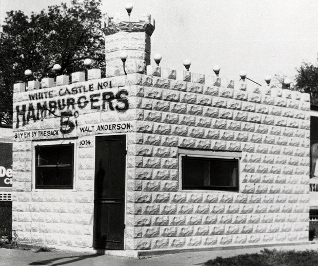 history of the burger