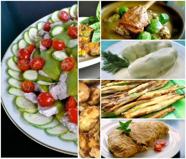 κολοκυθάκια συνταγές: 17 γεύσεις που τα θέλουν