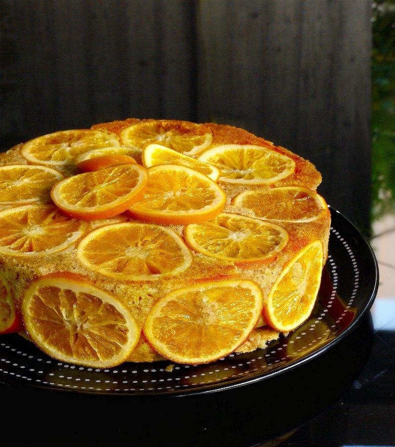 πορτοκαλόπιτα αρωματική
