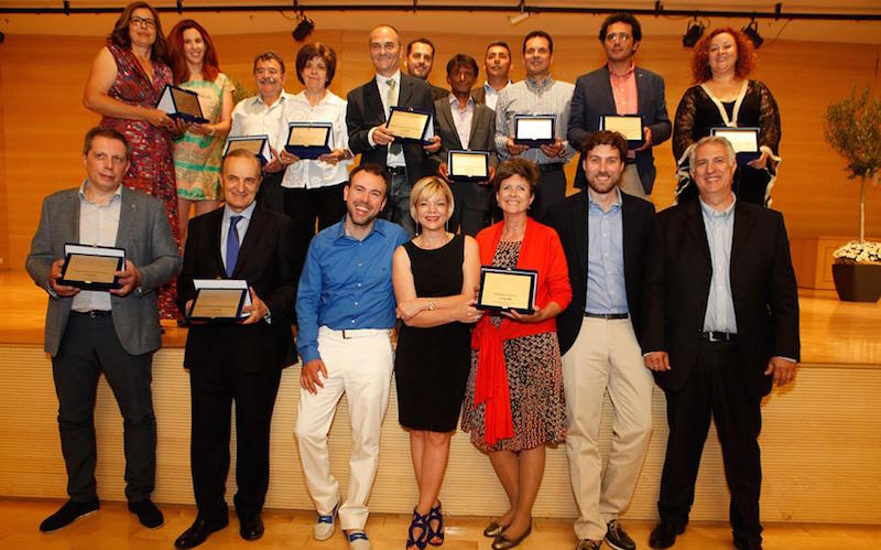 γαστρονόμος βραβεία ποιότητας 2015 - οι βραβευθέντες