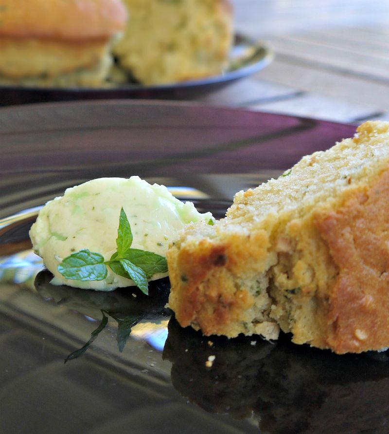 κέικ δυόσμου, κέικ μέντας, κέικ mint julep
