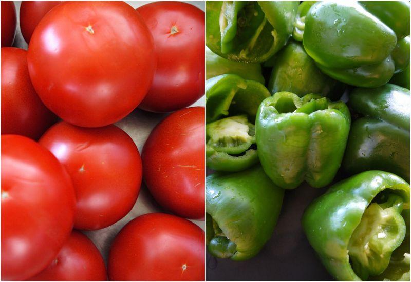τα μυστικά για να κάνετε αυθεντικά πολίτικα γεμιστά - επιλογή λαχανικών