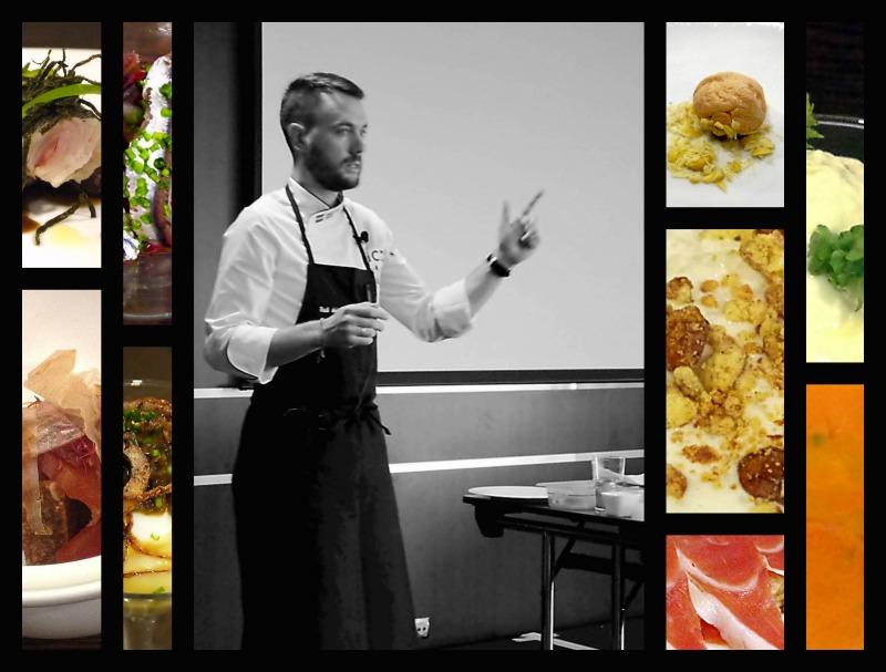 Raúl del Moral: η μαγειρική είναι απόλυτη θυσία