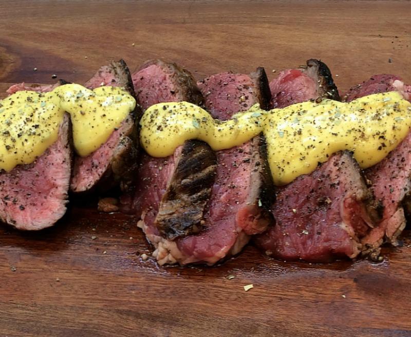 11 must πιάτα με κρέας από την γαλλική κουζίνα - φιλέτο με σάλτσα μπεαρνέζ