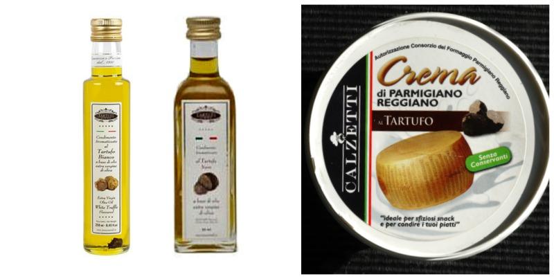 τα καλύτερα του μήνα - Σεπτέμβριος 2015: λάδι τρούφας (ταρτουφέλαιο) - κρέμα παρμεζάνας με τρούφα