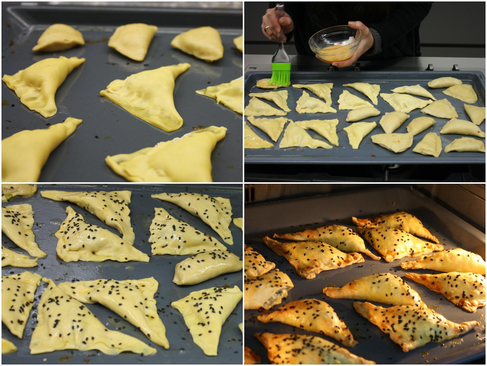 πώς να ψήσετε μανιταροπιτάκια με σκόρδο και δεντρολίβανο