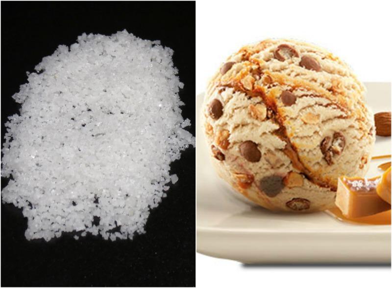 αλμυρή καραμέλα - scandal salted caramel