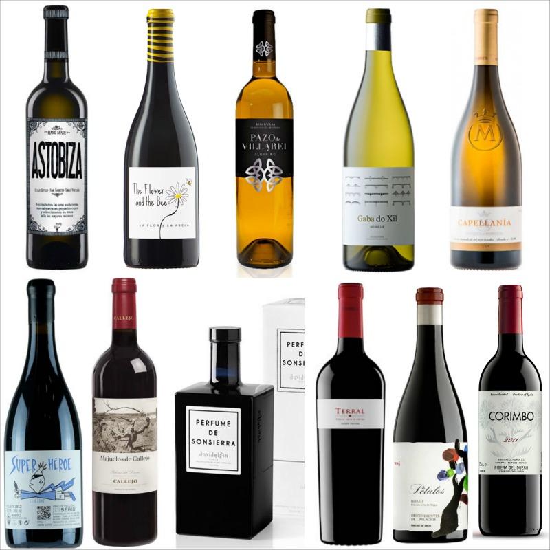 ισπανικά κρασιά - δοκιμή και γευσιγνωσία 2016