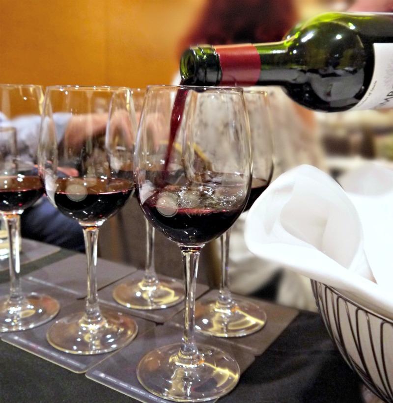 κόκκινα ισπανικά κρασιά - δοκιμή και γευσιγνωσία 2016